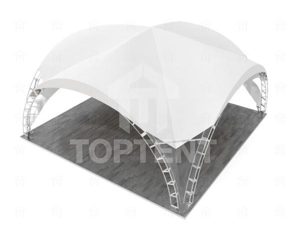 Арочный шатер 10х10 (ВИП)