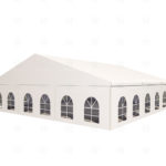 Двускатный шатер 15х15