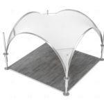 Арочный шатер 5×5