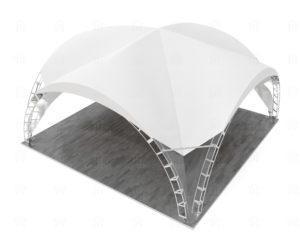 tent 8x8 dune