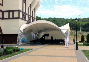 Установка шатров для мероприятий Киев